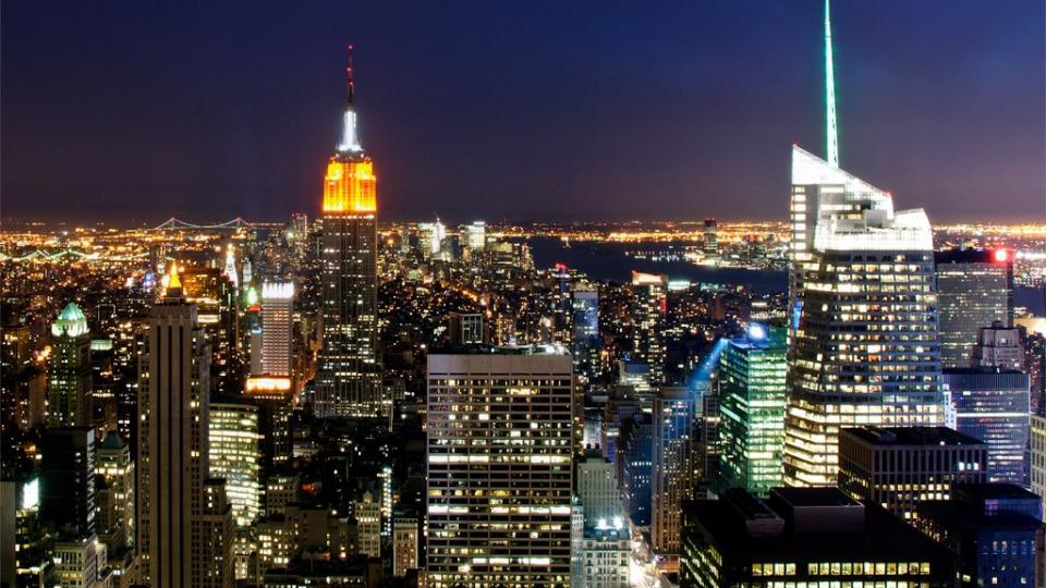 entfernung von new york nach:
